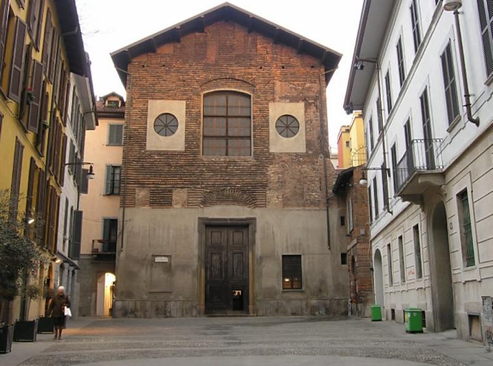 Former church of San Carpoforo
