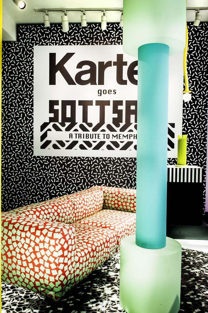 Kartell vai Sottsass design social revista 15