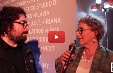 Angela Carvalho Rio Conception Fuorisalone 2015 SDM Interview