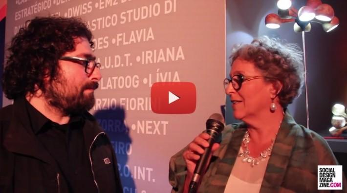 Angela Carvalho Rio Design Fuorisalone 2015 SDM Interview