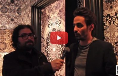 Gabriele Key art director of the study Macel Wanders Fuorisalone 2015 SDM Interview