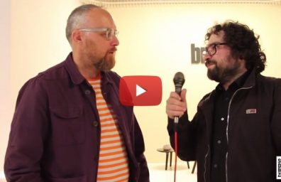Giulio Iacchetti Furniture Fair 2015 SDM Interview