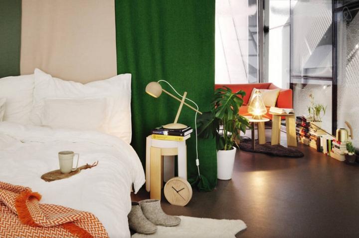 airbnb JDS de esquí de Holmenkollen 03 salto ático