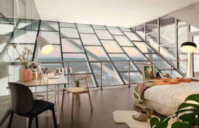 Airbnb JDS Holmenkollen σκι ρετιρέ άλμα 08