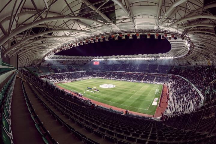 市のスタジアム04コンヤbahadçrKUL建築家