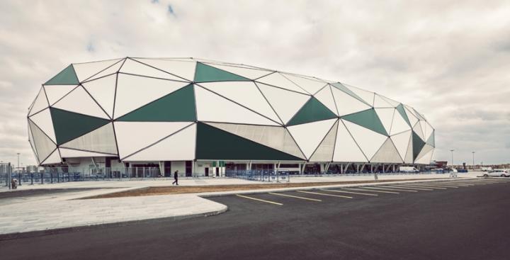 市のスタジアム05コンヤbahadçrKUL建築家