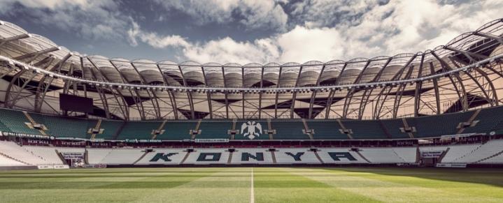 市のスタジアム07コンヤbahadçrKUL建築家