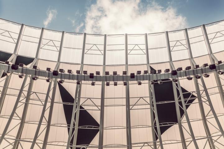 市のスタジアム10コンヤbahadçrKUL建築家