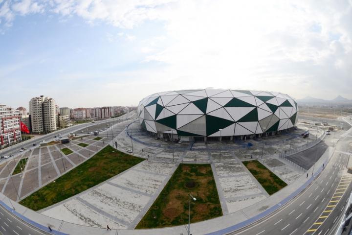 arquitetos bahadçr KUL Konya estádio da cidade 03