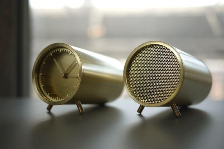 DDW tube brass