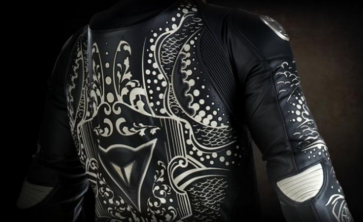 Dainese Tattoo Back Detail jpg