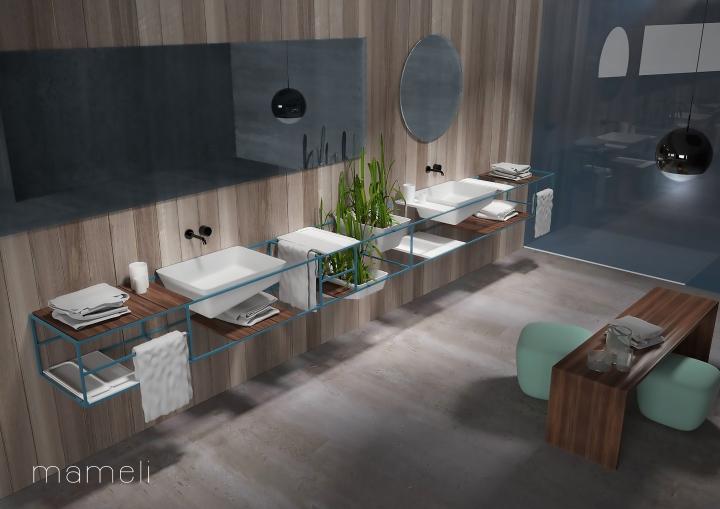 Mameli Menzione Speciale Cristalplant Design Contest 2015 2