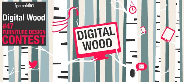 κάλυμμα διαγωνισμός ψηφιακής ξύλο