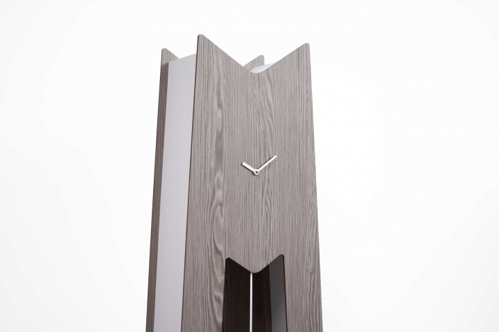 Merlock legno chiaro particolare sx low