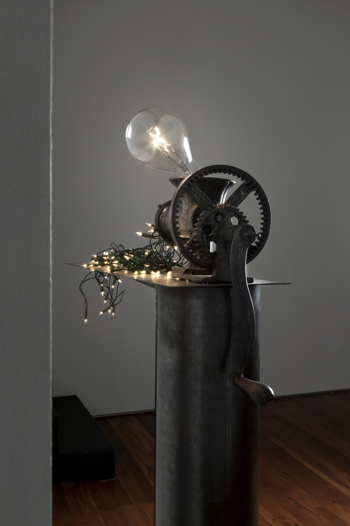 CS machine that produces small bulbs 2