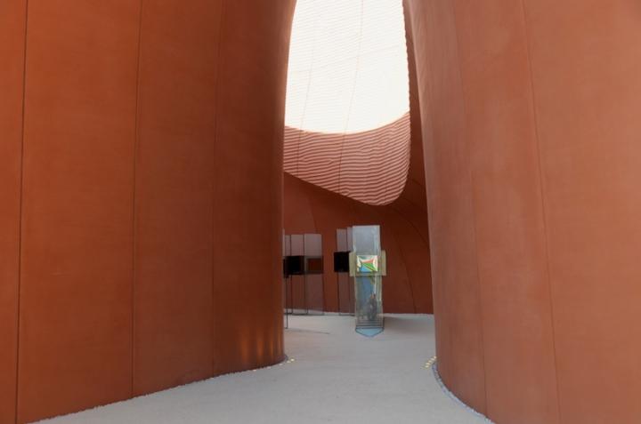 Emirados Árabes Unidos expo Pavilhão milan 2015 03 Foster and Partners