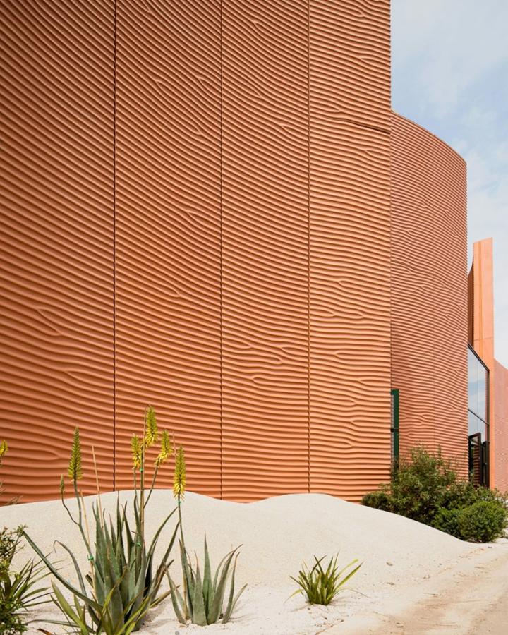 Emirados Árabes Unidos expo Pavilhão milan 2015 04 Foster and Partners