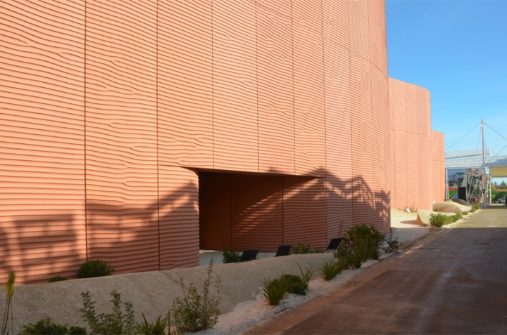 Emirados Árabes Unidos expo Pavilhão milan 2015 07 Foster and Partners
