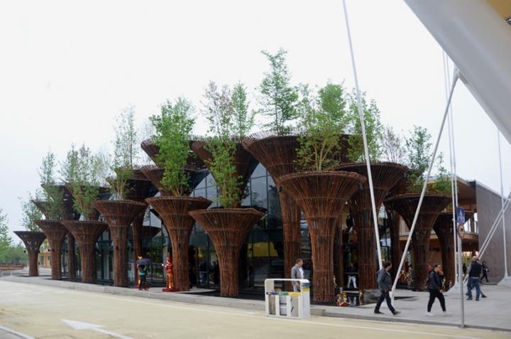 milan expo Pavilhão vietnam Trong Nghia vo 2015 05