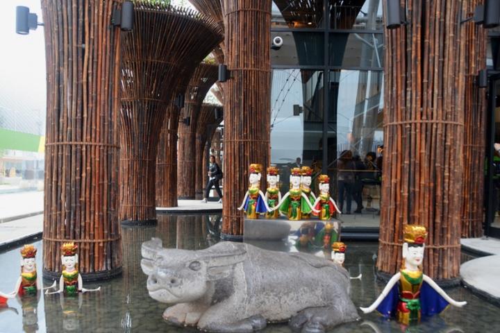 Milan Ekspozisyon Pavilion Vyetnam trong Nghia vo 2015 07