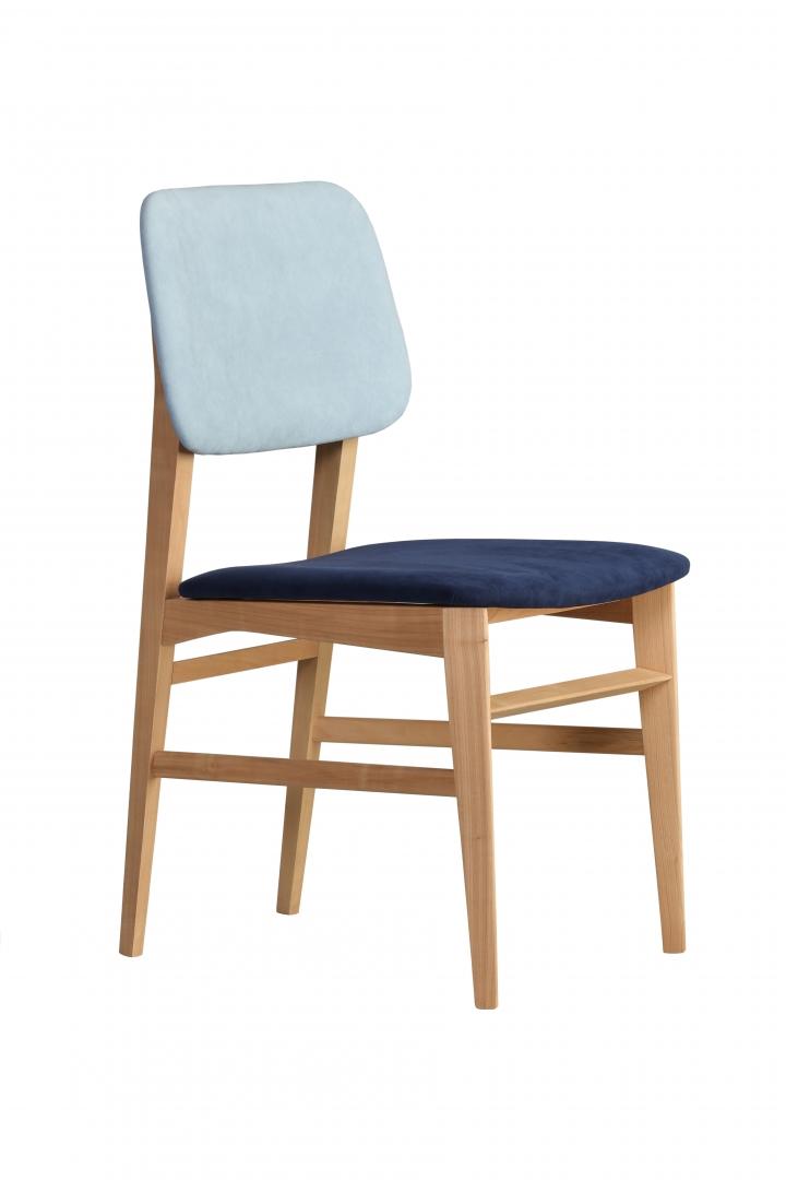 Chaise Art.5105 Savina dos rembourré 01