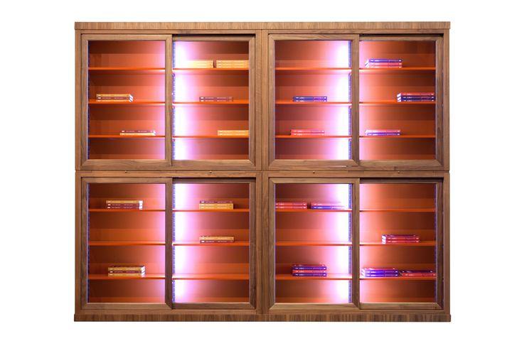 FS3712551 Libreria Biedermeier