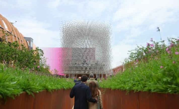 UK pavilion expo milan 2015 wolfgang buttress 1