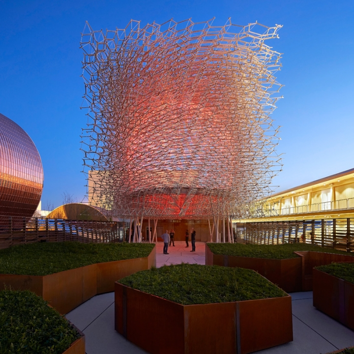 UK pavilion expo milan 2015 wolfgang buttress 3