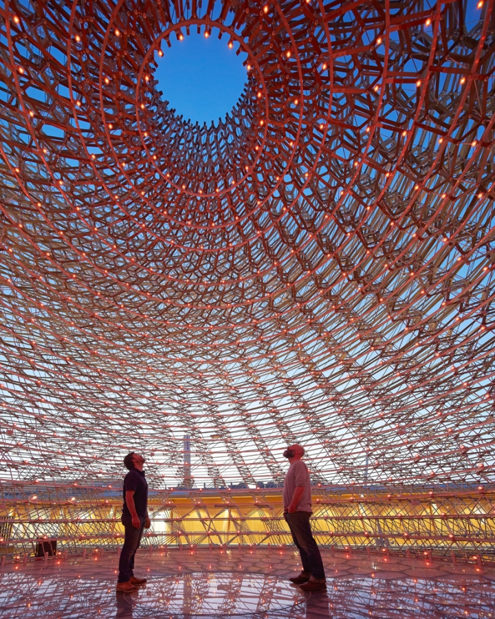 UK pavilion expo milan 2015 wolfgang buttress 4
