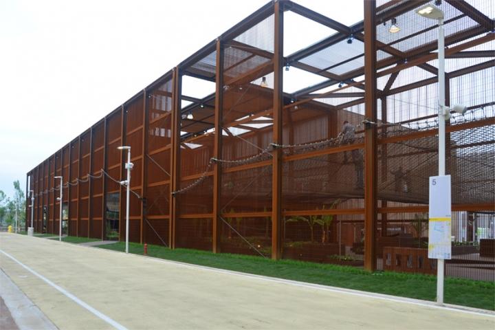 Brasil milan expo Pavilhão 2015 01