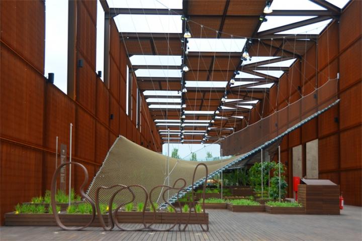 Brasil milan expo Pavilhão 2015 11