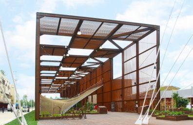 Brezil Milan Ekspozisyon Pavilion 2015 12