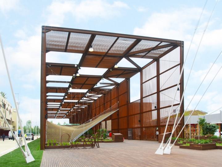 Brasil milan expo Pavilhão 2015 12