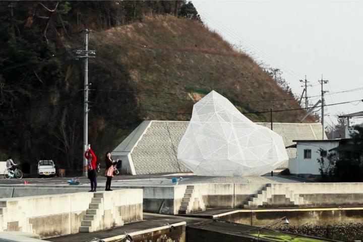 Sou Fujimoto Naoshima Kagawa Pavilion Japon 01