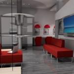 Arredamento Monolocale Design Ivan Saccomani 2