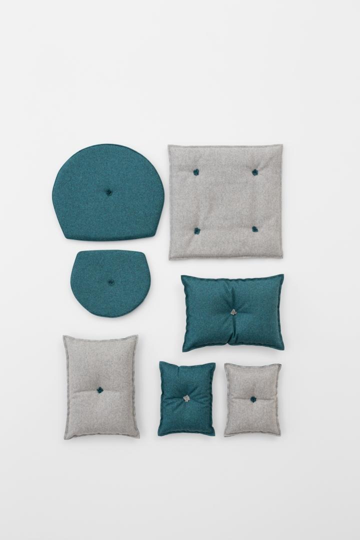 Almofadas revista design social