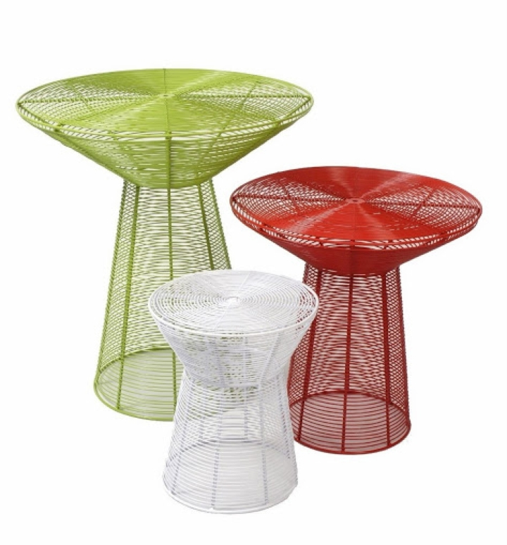Feeling African tables and stool social design magazine