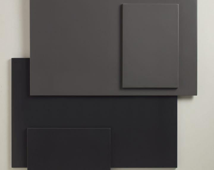 DuPont Corian Nuvem profunda, profunda Titanium 4pcs revista design social