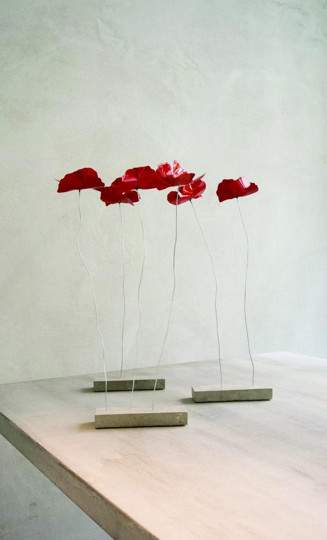 Papaveri concrete amb social design magazine