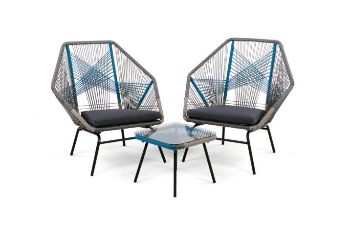 Copa Aperitif Set Cool Blue social design magazine