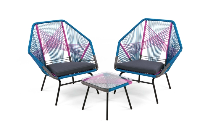 Copa Aperitif Set Spectrum Pink  social design magazine