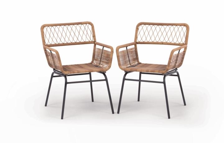 Lyra Dining Chair Grey social design magazine
