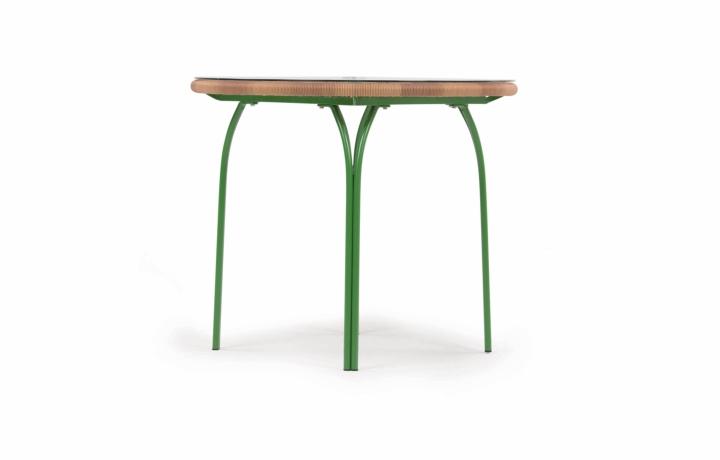 Lyra Round Table Green social design magazine