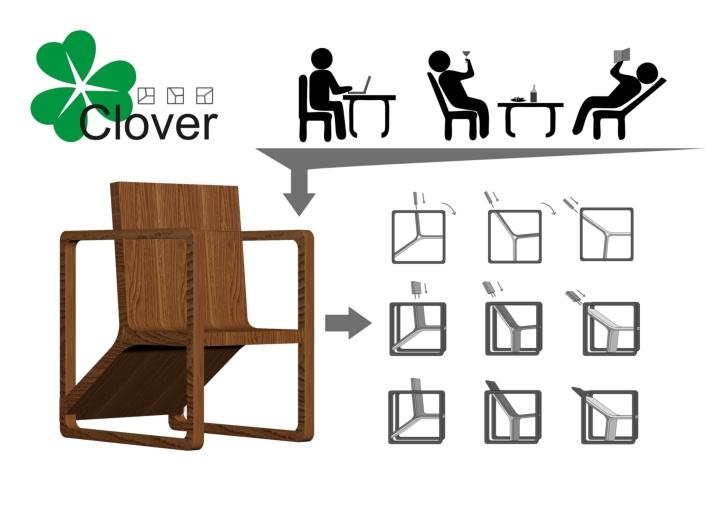 Prize Foundation ALDO MORELATO CLOVER 1 social design magazine