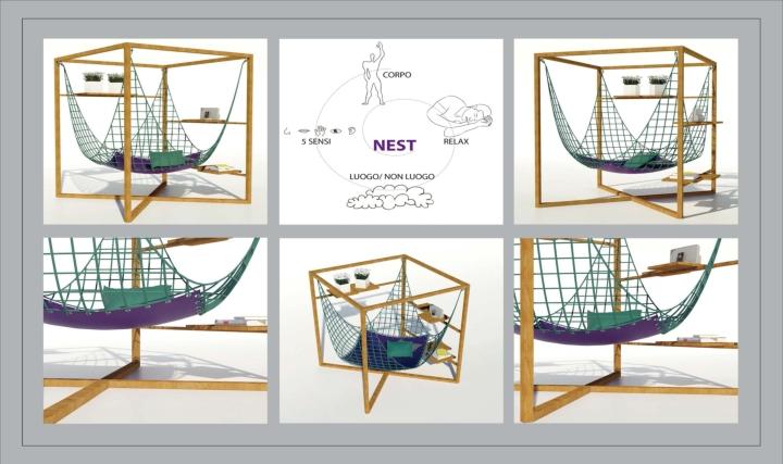Progetto NEST 1 social design magazine