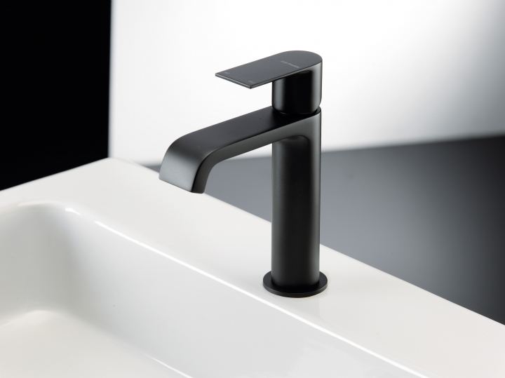basin black tolomeo