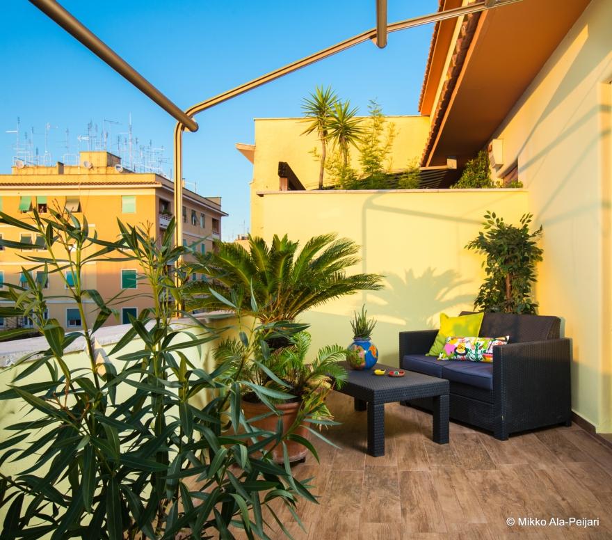 Casa di rosario, appartamento nel cuore di Roma, Maurizio Giovannoni