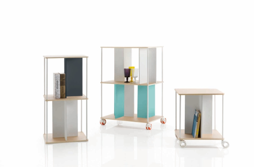B-line Domino, design Favaretto & Partners