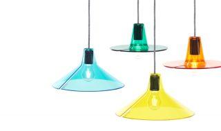 Lampade Jupe design Elia Mangia per Skitsch by Hub Design