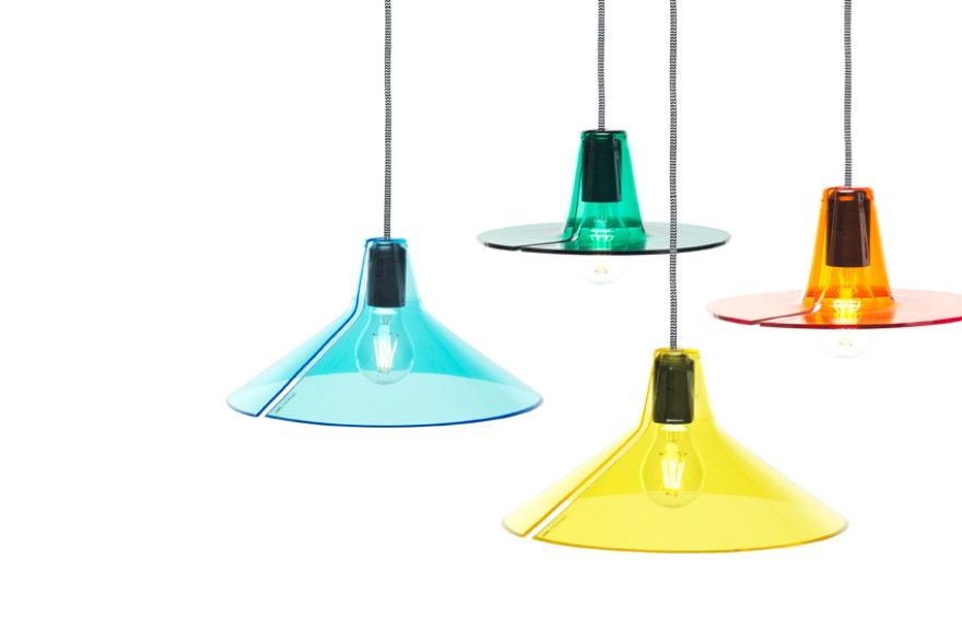 Design Lampes Jupe Elia Mangia pour Skitsch by Design Hub